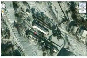 Este fue el campo de prisioneros que descubrió Google Earth (Foto)