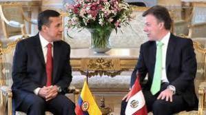 Humala y Santos conversan sobre caso de peruanos secuestrados en Colombia