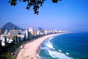 Cónsul de Bielorrusia en Río de Janeiro muere ahogado en una playa