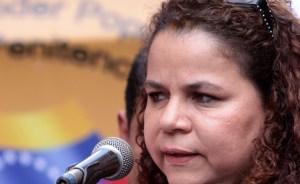 Ministra venezolana no descarta que oposición instigue violencia en cárceles