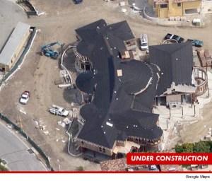 Esta es la mansión que compraron Kim y Kanye (Foto)