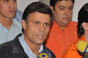 López: La decisión del TSJ genera incertidumbre en los venezolanos (Video)