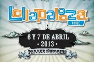 Todo listo para el Lollapalooza 2013