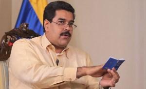 Maduro: El 10 de enero es un formalismo