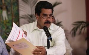 Maduro llegó a Chile (Video)