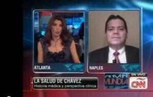 Recientes declaraciones de Marquina sobre la salud de Chávez (Video)