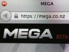 "Youtube le puso la gran ""X"" al video de Mega, sucesora de Megaupload"