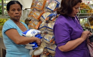 BCV constató escasez de productos de la cesta básica