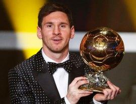 """Quemaron a Messi """"para la buena suerte"""" (Foto)"""