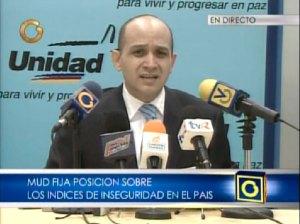 """MUD: La Gran Misión A toda Vida Venezuela """"ha sido una estafa política"""" (Video)"""