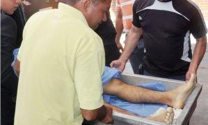 Se salvó de la tragedia de Amuay, pero no de la delincuencia