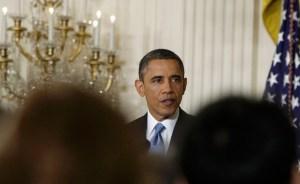 Obama dice que tiene sentido prohibir rifles de asalto