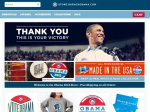 """Ya puedes comprar los productos """"Obama"""" en internet"""