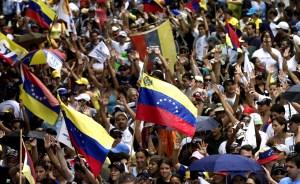 Oposición y movimiento estudiantil comandan jornada de protesta del 12F #UnidadEnLaCalle