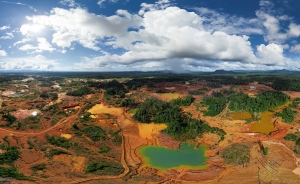 Gobierno reserva a empresas privadas 46% de las áreas auríferas del país