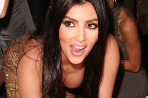 Diez fotos de Kim Kardashian antes de quedar embarazada