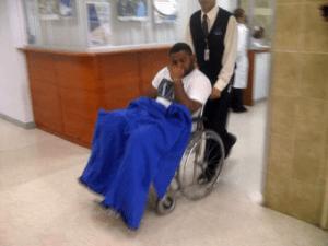 Pablo Sandoval fue hospitalizado (Foto)
