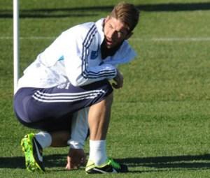 Ramos vuelve a mostrar divergencias con Mourinho