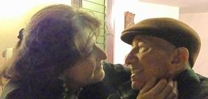 Simón Díaz recibió el 2013 con una gran sonrisa (Foto)