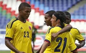 Colombia selecciona a sus 22 jugadores para el Sudamericano Sub-20