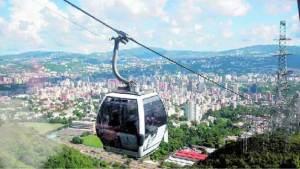 El teleférico en Caracas tiene varias actividades para este domingo
