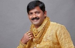 Se hizo una camisa de oro para atraer a las mujeres (Forever Alone)