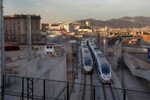 Inauguran en España el tren de alta velocidad entre Barcelona y la frontera francesa