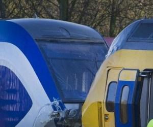 Más de diez heridos en choque de dos trenes al norte de Suiza