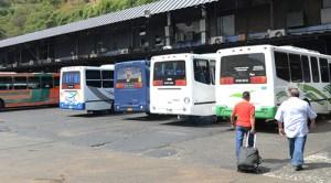 Dispositivo de seguridad se extenderá hasta el 7 de enero en terminal La Bandera