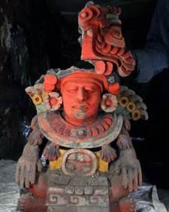 Hallan vasija clave para identificar personalidad zapoteca
