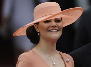 Victoria de Suecia, la princesa preferida de las alemanas