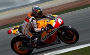 Pedrosa se impone en los entrenamientos libres del Gran Premio de Francia