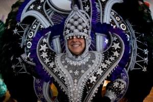 Los disfraces de lujo en Río (Fotos)