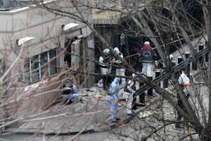 Dos muertos en atentado contra embajada estadounidense en Turquía (Fotos y Video)