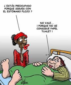 Caricaturas del viernes 01 de febrero de 2013