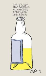 Caricaturas del viernes 08 de febrero de 2013