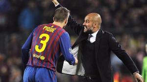 Guardiola ordenó espiar a Piqué cuando comenzó a salir con Shakira