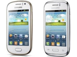 Samsung presentó dos nuevos Galaxy