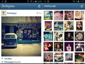 Esto es lo nuevo de Instagram