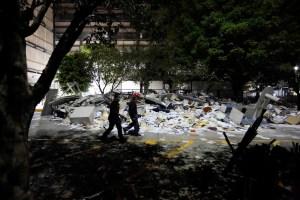 Explosión en Pemex dejó 32 muertos y 121 heridos (Fotos)