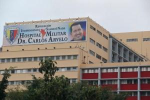 Maduro: Chávez está en el Hospital Militar