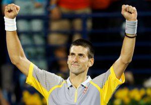 Djokovic y Del Potro se enfrentarán en las semifinales de Dubái