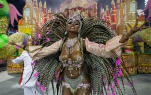 El carnaval de Río va más allá de la samba (Fotos)