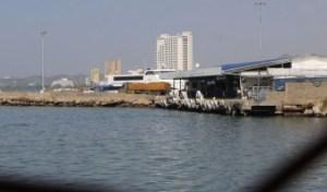 Sacaron de circulación ferry de Gran Cacique