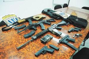 Impunidad consolida negocio del tráfico de armas en Guayana