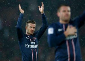 Beckham: Mi motivación sale de mi amor por el fútbol