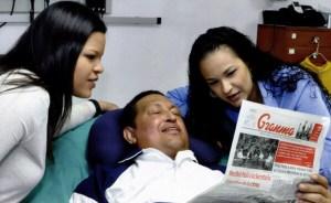 ABC: Los médicos ven ya inútil seguir tratando a Chávez