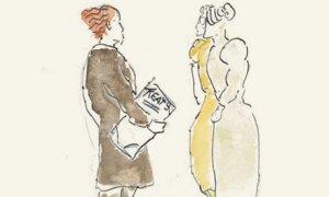 Biblioteca Británica publicará en junio un libro inédito de Virginia Woolf