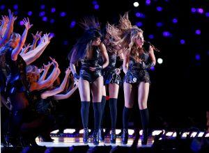 Beyoncé reunió a Destiny's Child en el Super Bowl (FOTOS)