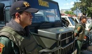 GN detuvo a español solicitado por Interpol